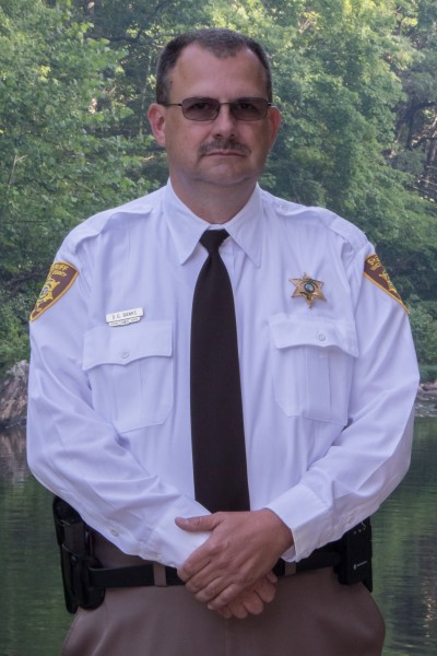 Sheriff Gary Banks